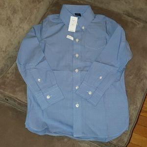 GAP KIDS Button Down Shirt Size S (6-7)